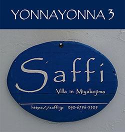 YONNAYONNA3 SAFFI